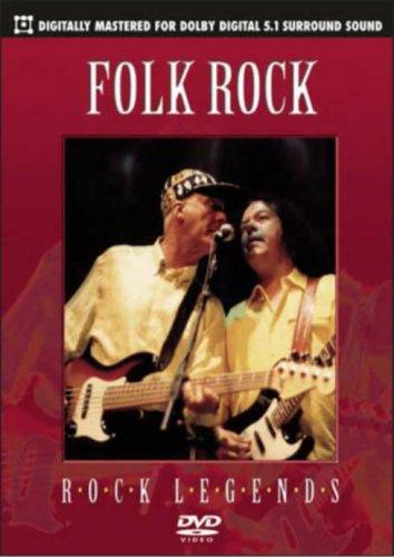 Various Artists - Rock Legends: Folk Rock