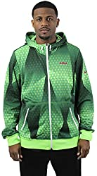 Nike Men's Hero Print Jacket Hoodie Sweatshirt
