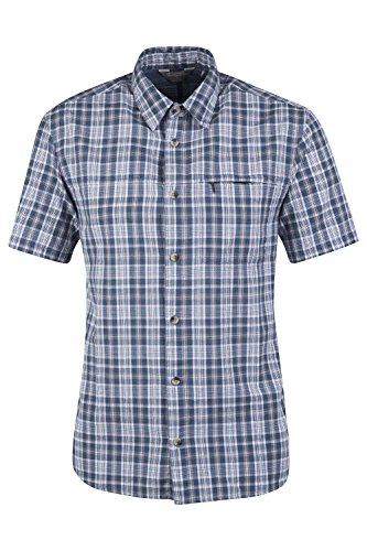 mountain-warehouse-holiday-shirt-short-sleeved-lightweight-breathable-pocket-summer-100-cotton-navy-