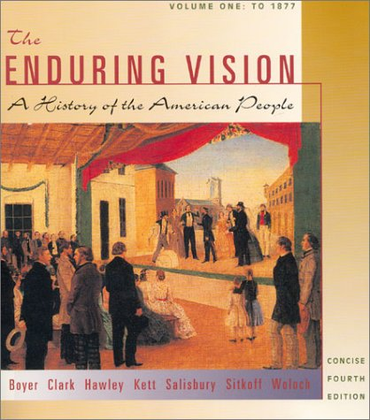 Enduring Vision Concise, Volume 1, Fourth Edition
