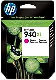 Hewlett Packard C4908AE#301 - Cartucho Inyeccion Tinta Magenta 940Xl 1.400 Páginas Blister+Alarma Acústico/ Electromagnética/ Radiofrecuencia Officejet Pro/8000/8500
