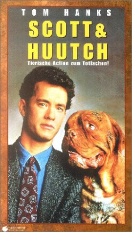 Scott & Huutsch [VHS]