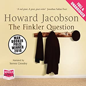 The Finkler Question Audiobook