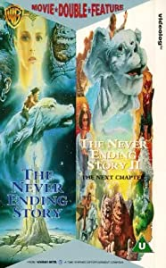 The Never Ending Story 1+2 [VHS] [UK Import]