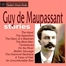Stories Audiobook by Guy de Maupassant Narrated by Roy Macready