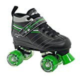 Roller Derby Boy's Laser Speed Quad Skate, Size 07