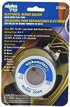 Alpha Fry AT-31604 60-40 Rosin Core Solder 4 Ounces