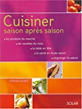 Cuisiner saison aprs saison