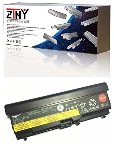 ZTHY 94wh 9cell Laptop Battery for Lenovo Thinkpad T430 T430i W530 T530 T530i L430 L530 Series 0a36302 0a36303 45n1005 45n1001 45n1004 45n1000 45n1011 70++ (Lenovo Computer Battery compare prices)