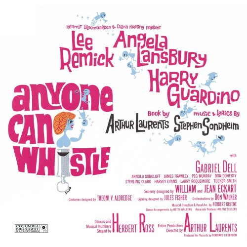Can - Anyone Can Whistle (1964 Original Broadway Cast) - Zortam Music