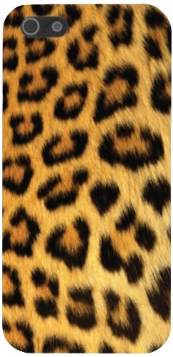 iHip Snooki Couture Fashion Animal Print iPhone 5 Case - Retail Packaging - Brown/Black