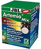 JBL Alleinfutter für Krebse zum Anmischen, Lebendfutter 200 ml, ArtemioMix 30902