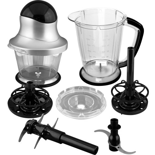 National TV Products Snap Professional Blend and Chop 8-Piece Food Preparation System