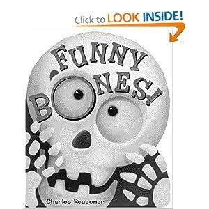 Funny Bones! (Halloween Glow Books)