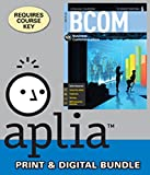 img - for Bundle: BCOM 6 (with CourseMate Printed Access Card), 6th + Aplia(TM) with Cengage Learning Write Experience 2.0 Powered by MyAccess, 1 term (6 months) Printed Access Card book / textbook / text book