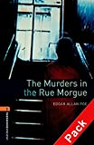 The Murders in the Rue Morgue (1CD audio)