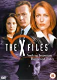 echange, troc X Files Nothing Important [Import anglais]