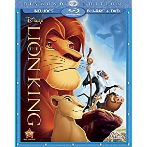 Lion King (2 Disc Diamond Edition)