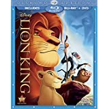 The Lion King (Two-Disc Diamond Edition Blu-ray / DVD Combo in Blu-ray Packaging) ~ Matthew Broderick