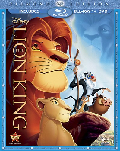 The Lion King (Diamond Edition) (Blu-ray + DVD) (Widescreen)