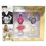 CELEBRITY FRAGRANCES 4 PC GIFT SET by Celebrity