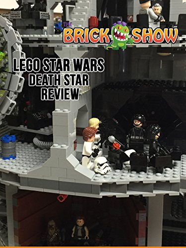 LEGO Star Wars Death Star Review
