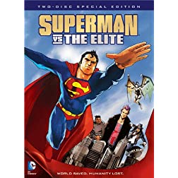 Superman vs. The Elite (Two-Disc Special Edition)