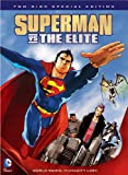 Cover art for  Superman vs. The Elite (Two-Disc Special Edition)