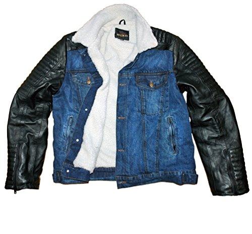 sonstige rock it leder jeans herren winterjacke gr sse. Black Bedroom Furniture Sets. Home Design Ideas