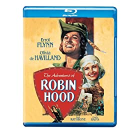 Errol Flynn (Actor), Olivia de Havilland (Actor), Michael Curtiz (Director) | Format: Blu-ray  (606)  Buy new:  $19.98  $14.20  57 used & new from $5.47