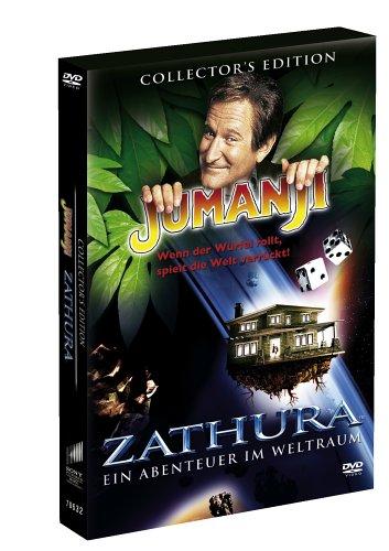 Zathura - Ein Abenteuer im Weltraum & Jumanji (Collector's Edition) [2 DVDs]
