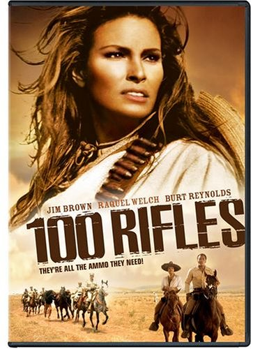 Cover art for  100 Rifles