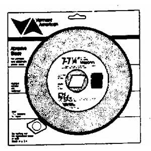 Vermont American 28001 6-1/2-Inch, 5/8-Inch Arbor Abrassive Cut Off Wheel for Concrete and Masonry