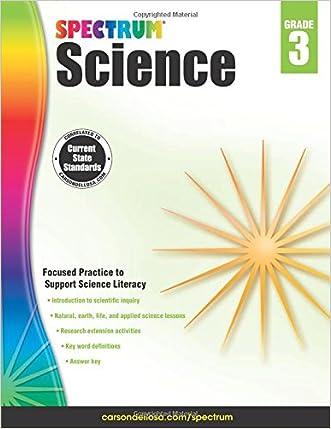Spectrum Science, Grade 3