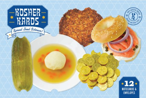 Kosher Kards: Spread Good Schmear! by Chronicle Books