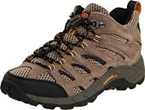 Merrell Moab Ventilator Mid Trail Shoe (Toddler/Little Kid/Big Kid),Walnut,13 M US Little Kid