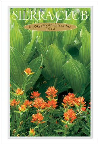 Sierra Club Engagement Calendar 2014