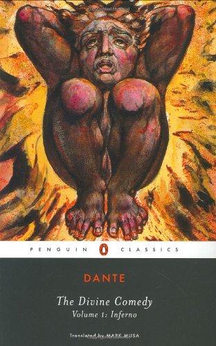 The Divine Comedy: Volume 1: Inferno (Penguin Classics)