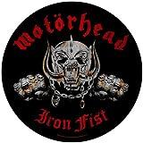 Motörhead - Iron Fist - Backpatch