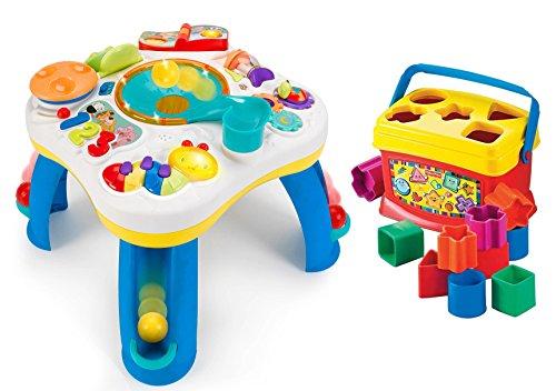 awardpedia bright starts having a ball get rollin activity table. Black Bedroom Furniture Sets. Home Design Ideas