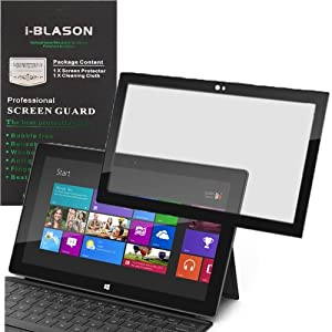 i-Blason HD Matte Anti Glare Bubble Free Screen Protector for MS MicroSoft Surface Tablet (MS Surface PRO)