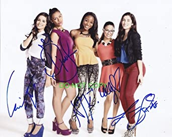 fifth harmony autographFifth Harmony Ages And Birthdays