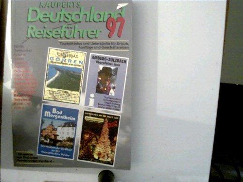 Kauperts Deutschland Reiseführer 97,