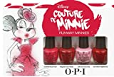 OPI Disney Couture De Minnie 4 Pieces - Mini Collection
