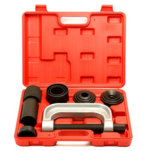 8milelake 4-in-1 Ball Joint Deluxe Service Kit 2WD & 4WD Vehicles Remover Install (Press Kit compare prices)