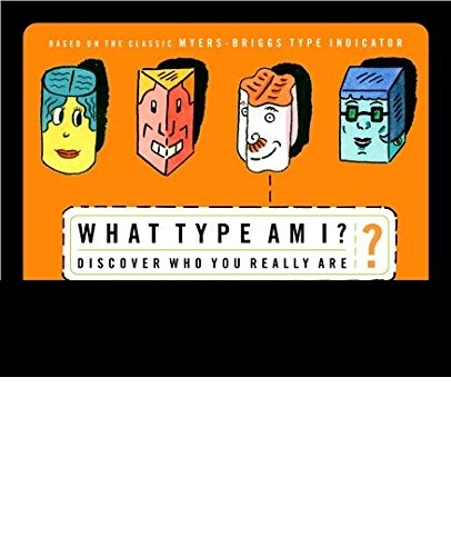What Type Am I? Discover Who You Really Are, Baron, Renee