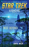 img - for Legacies #2: Best Defense (Star Trek: The Original Series) book / textbook / text book