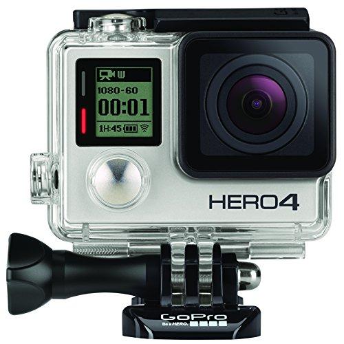 GoPro ウェアラブルカメラ HERO4 シルバーエディション