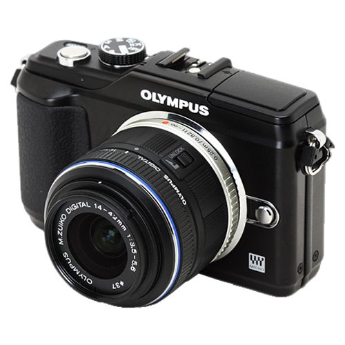 Olympus PEN E-PL2 12 MP CMOS Micro Four Thirds