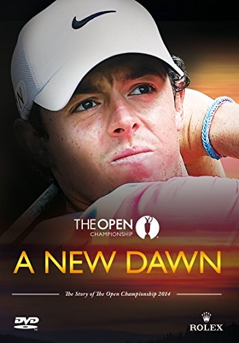 A New Dawn: The Story of the Open Golf Championship 2014 (The Official Film) [DVD]